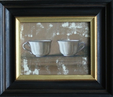Diane Urwin, Coffee Cups I