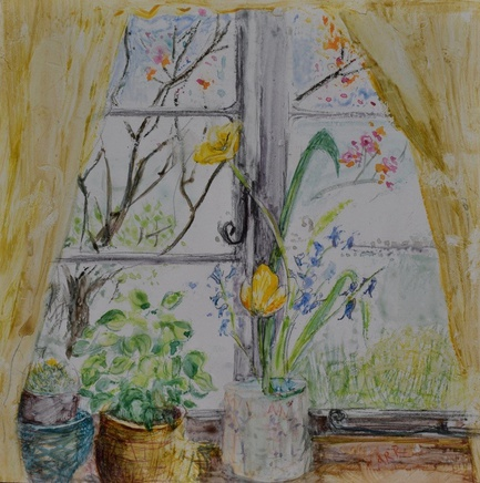 Dorothea Carr, Cottage Window