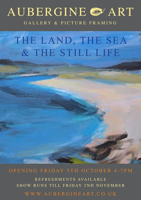 The Land, The Sea & The Still Life